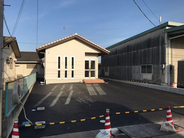 建物+駐車場
